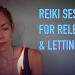RELEASING, LETTING GO, DISTANCE REIKI SESSION, ASMR