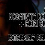 EXTREMELY RELAXING ASMR: NEGATIVITY REMOVAL & REIKI SESSION, PLEASE READ BIO